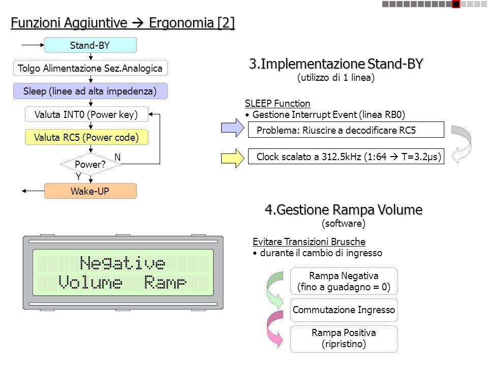 Funzioni Aggiuntive  Ergonomia [2]